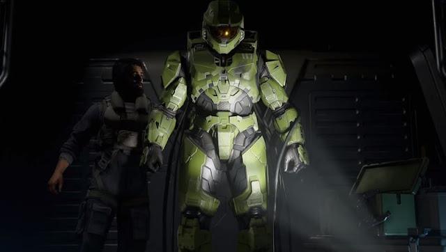 لعبة هيلو إنفنت 2020 Halo Infinite