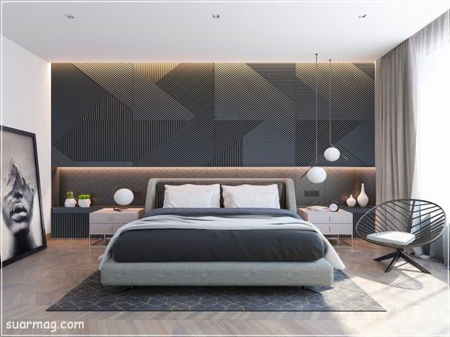 غرف نوم مودرن 8 | Modern Bedroom 8