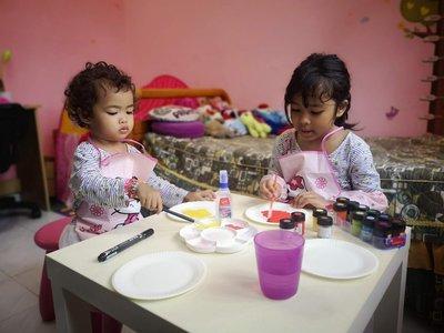 Aktiviti Cuti Sekolah Hujung Tahun Anak Tadika