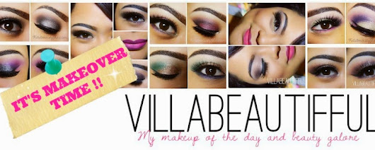 villabeauTIFFul - my makeup of the day & beauty galore: Villabeautifful.com Is Getting A Makeover