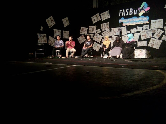 FASBuK : Hoax, Mengharuskan Masyarakat Berpikir Kritis