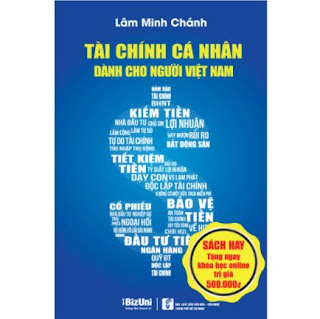 Sách Tài Chính Cá Nhân Cho Người Việt Nam - Tặng Khóa học Online về Tài chính ebook PDF-EPUB-AWZ3-PRC-MOBI