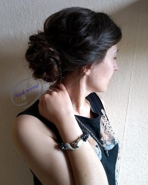 biżuteria handmade, biżuteria z koralików