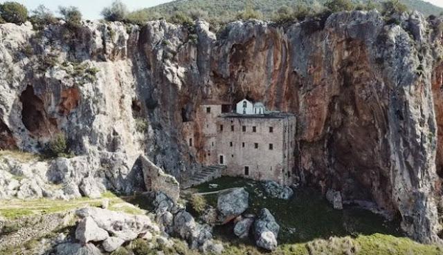 Μονή Αυγού: Το μοναστήρι στην Αργολίδα και θρύλος με τη μάνα και το άρρωστο παιδί