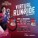 AIA Virtual Run & Ride • 2021