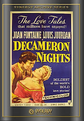 BUY DECAMERON NIGHTS STARRING JOAN WITH LOUIS JOURDAN  JOAN FONTAINE BINNIE BARNES