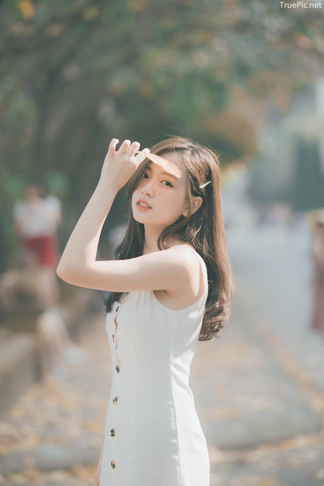 Vietnamese Hot Girl Linh Hoai - Season of falling leaves - TruePic.net - Picture 2