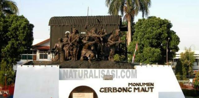 Monumen Gerbong Maut di Kabupaten Bondowoso