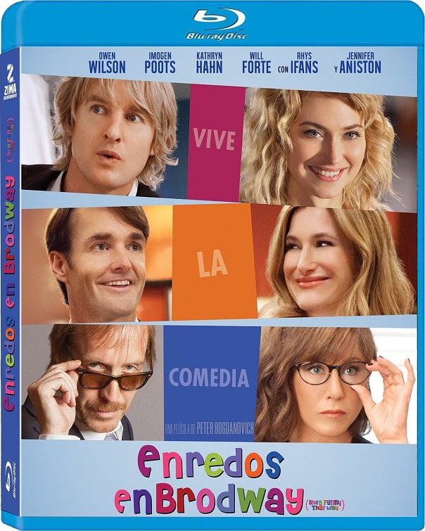 She's Funny That Way (2014) Audio Latino BRRip 720p Dual Eng