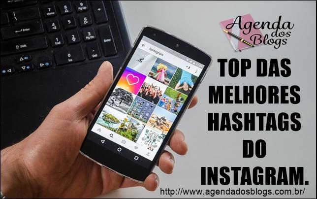 Melhores hashtgs do Instagram