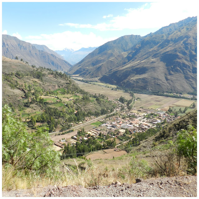 Mirador de Taray, Valle Sagrado, Peru