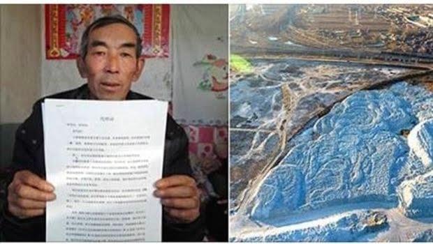 Keren!! Demi Tuntut Perusahaan Kimia, Lihat yang Dilakukan Petani Ini Selama 16 Tahun