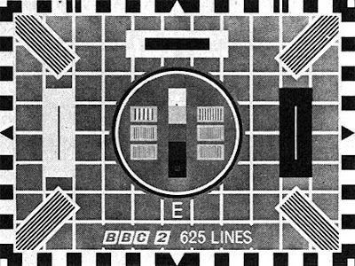 BBC Test Card E