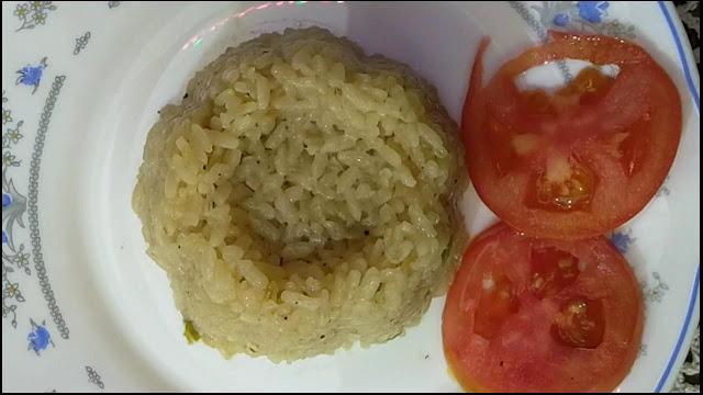 طريقة عمل ارز صيادية بالفلفل الاخضر الشيف محمد الدخميسي