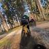 """Vídeo """"on board"""" de una vuelta al circuito del Campeonato de España de ciclocross de Pontevedra 2020"""