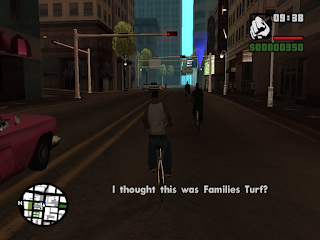 game gta san andreas