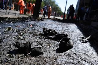 Bom Meledak di Tempat Peribadatan Kaum Syiah di Irak, 5 Orang Tewas