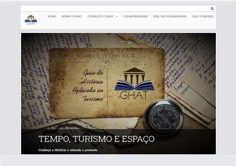 SITE GUIA DE HISTÓRIA APLICADA AO TURISMO