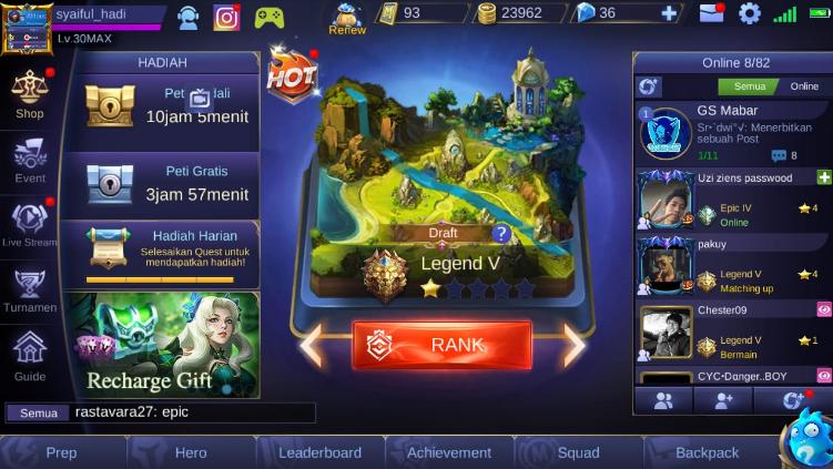 5 Wallpaper Hero ALDOUS HD Keren Untuk Android