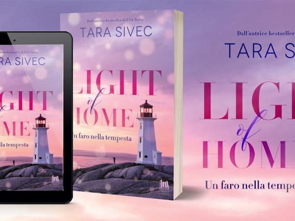 *Recensione* Light of home. Un faro nella tempesta di Tara Sivec [Always Publishing]