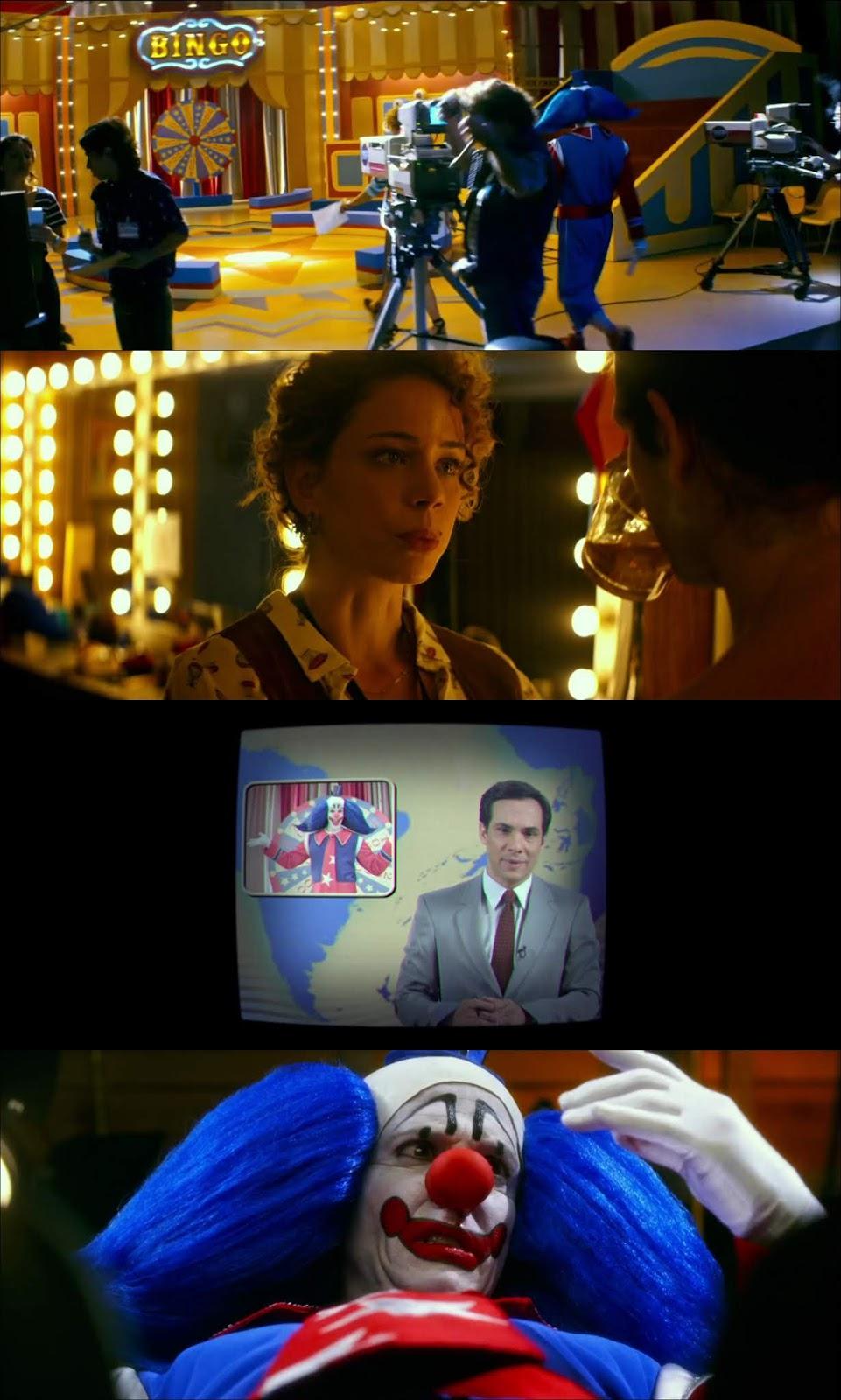 Bingo El Rey De Las Mañanas (2017) HD 1080p Latino