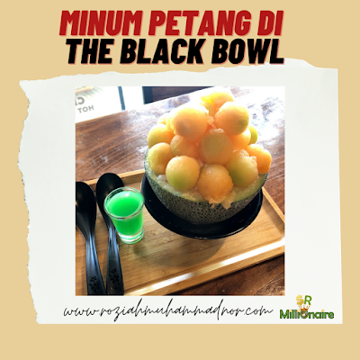Minum Petang Di The Black Bowl