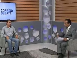 Assista a entrevista de Olivânio Remígio no Correio Debate