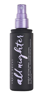 All Nighter Setting Spray -  Fijador de Maquillaje de Urban Decay
