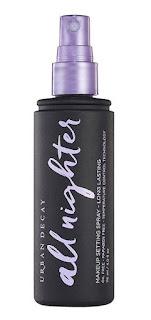 All Nighter Setting Spray -  Fijador de Maquillaje de Urban Decay