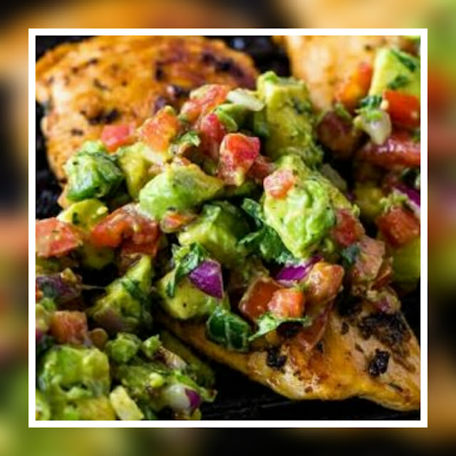 grilled-chicken-breast-with-avocado-salsa