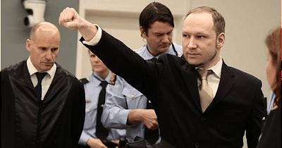 Anders Behring Breivik - Σκότωσε 77 ανθρώπους
