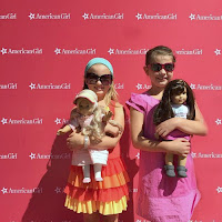 American Girl Doll Grace Thomas Train Experience_New England Fall Events_Red Carpet
