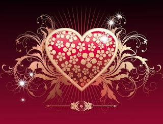 خلفيات قلوب حلوة