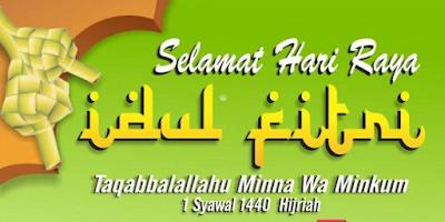 Kumpulan Ucapan Selamat Hari Raya Idul Fitri 2019 Generalsip Com