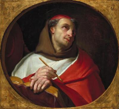 San Bonaventura è la persona più famosa di Civita di Bagnoregio.