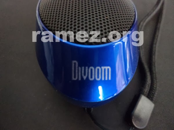 Divoom iTour WoW Speaker Portabel Slot SD FM