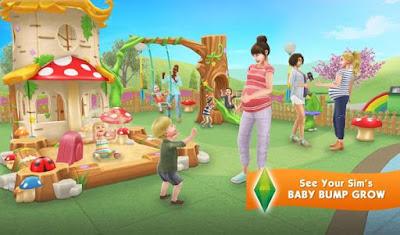 The Sims Freeplay V5.53.1 MOD APK – PARA HİLELİ