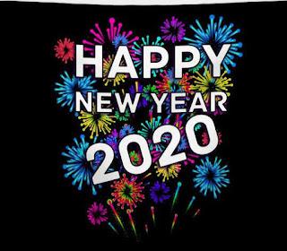 رسائل التهنئة بالعام الجديد 2020