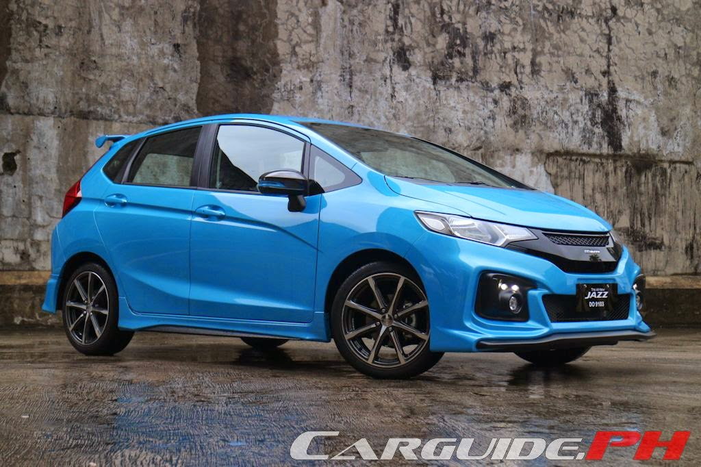 Review 2017 Honda Jazz 1 5 Vx Mugen Philippine Car News Reviews Automotive Features And New Prices Carguide Ph