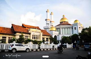 Halaman Museum Batik Pekalongan
