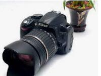 How to Setting Nikon D3100 Camera at Night