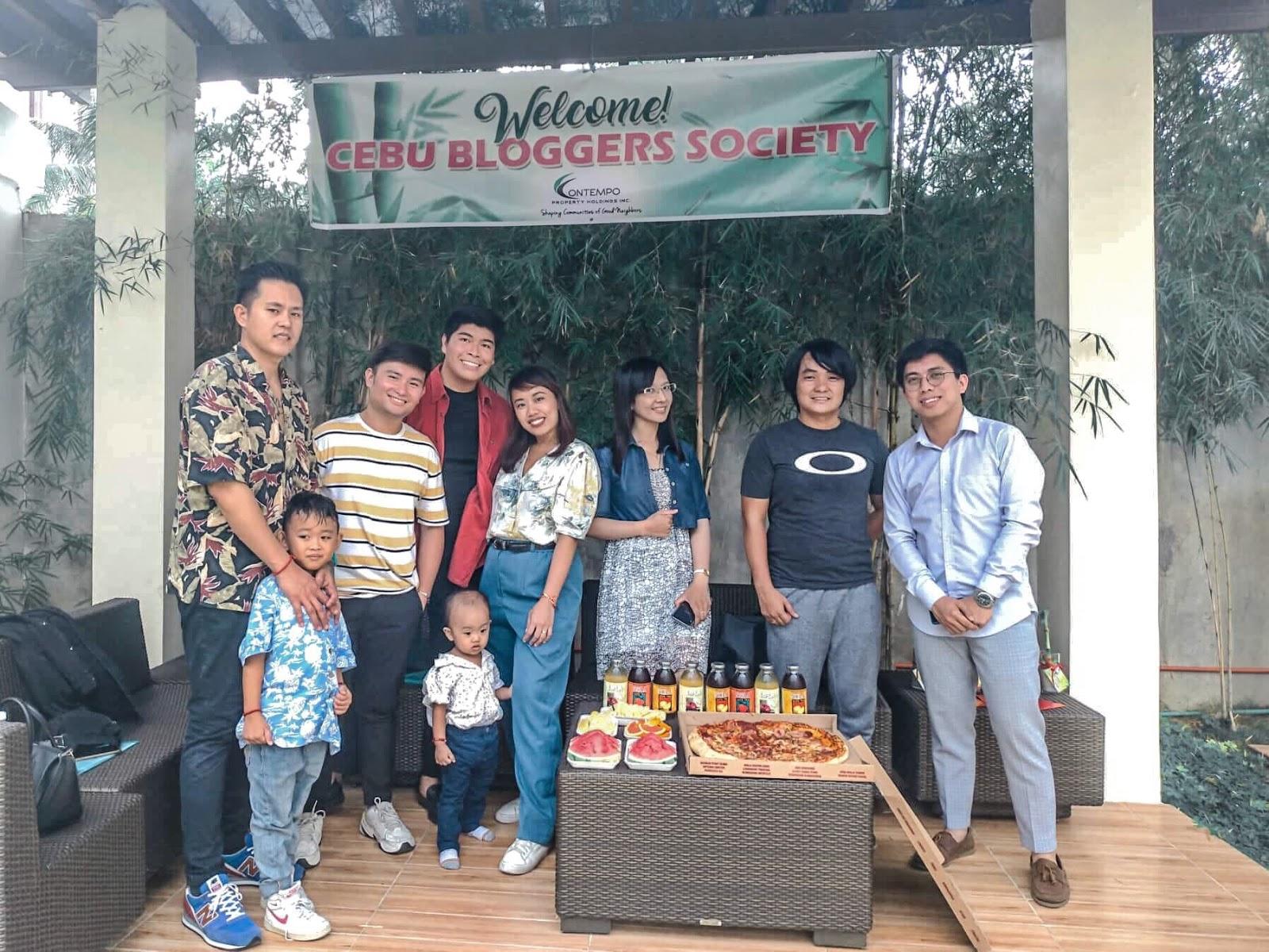Bamboo Bay Community Mandaue with Cebu Bloggers Society