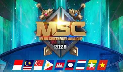 Jadwal MSC 2020 Tim Mobile Legends Indonesia Siap Beraksi