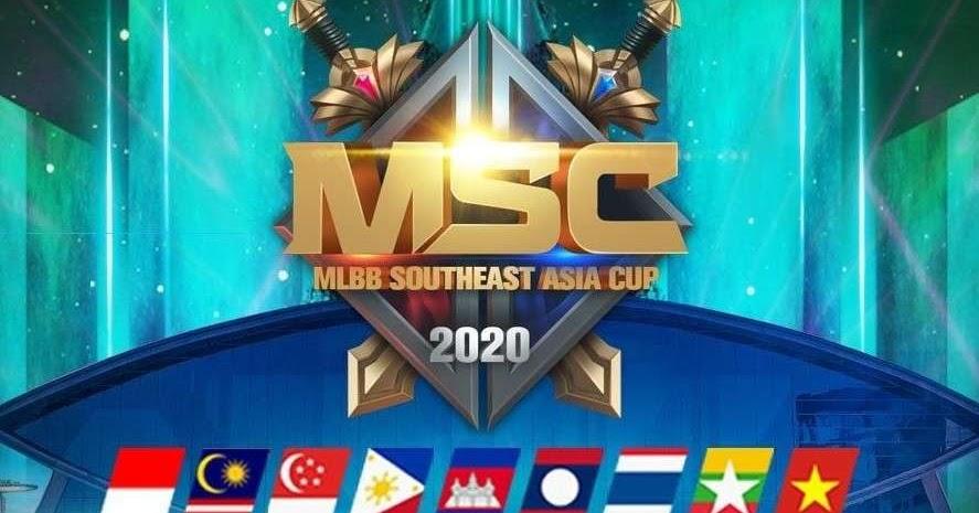 Jadwal MSC 2020 Tim Mobile Legends Indonesia EVOS dan RRQ