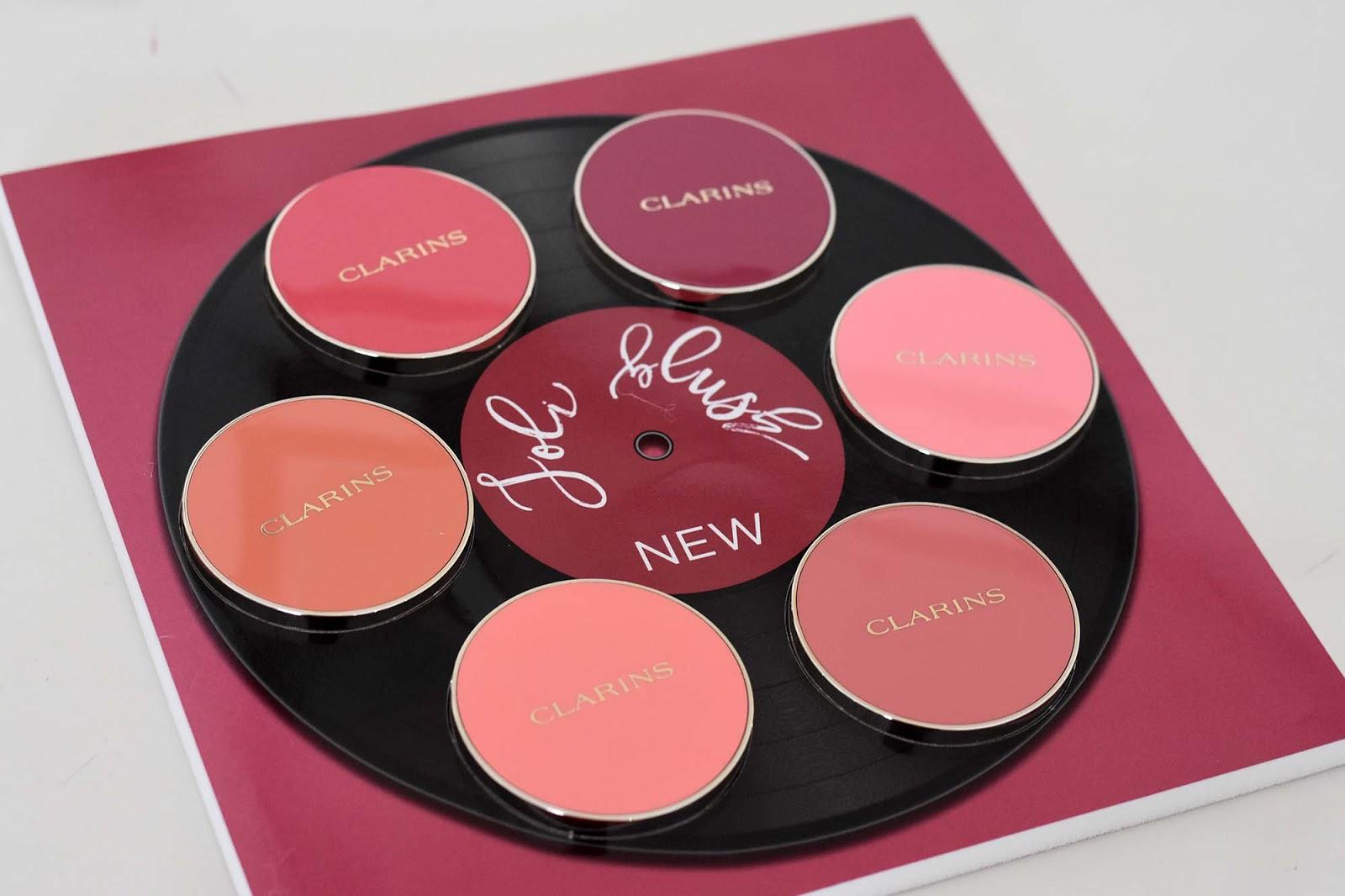 joli blush clarins
