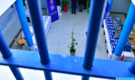 """إدارة السجن المحلي تطوان-2 تفند """"مزاعم وأكاذيب"""" صحيفة إسبانية بخصوص وضعية نزلائها من السجناء الإسبان"""