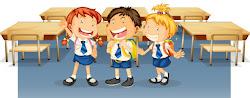 cartoon grade children