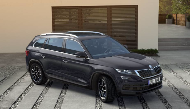 Black Kodiaq >> Skoda Kodiaq (2018) - Couleurs / Colors