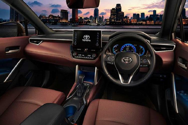 Toyota Corolla Cross 2021 dự kiến dưới 900 triệu tại Việt Nam?