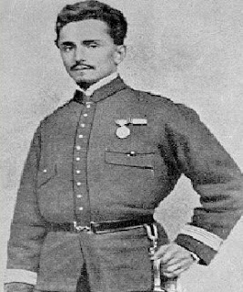 ppolito Nievo (above) fought with  Garibaldi in the cause of unification